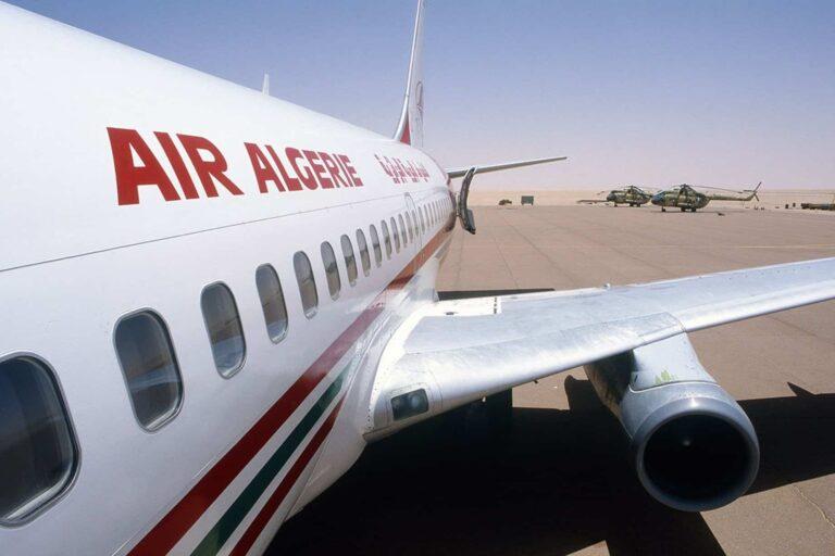 Grave incident d'un avion d'Air Algérie en France : Une enquête ouverte
