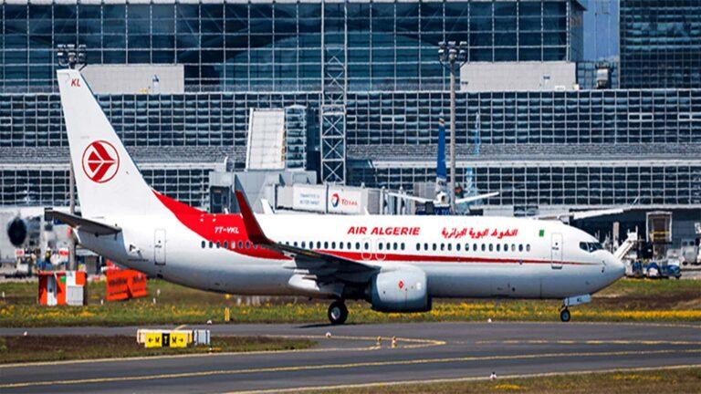 Air Algérie : Un avion cloué au sol à Barcelone