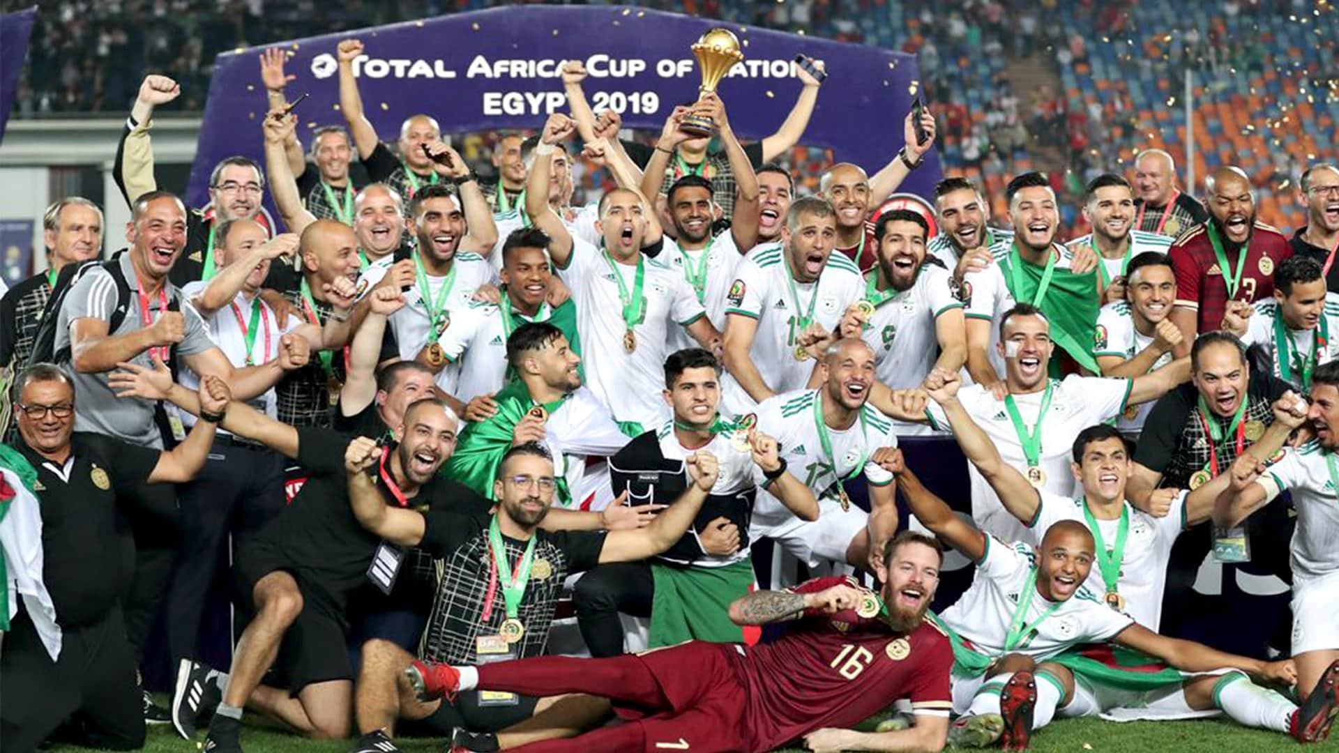 Coupe du monde : Le calendrier des matches éliminatoires de l'Algérie