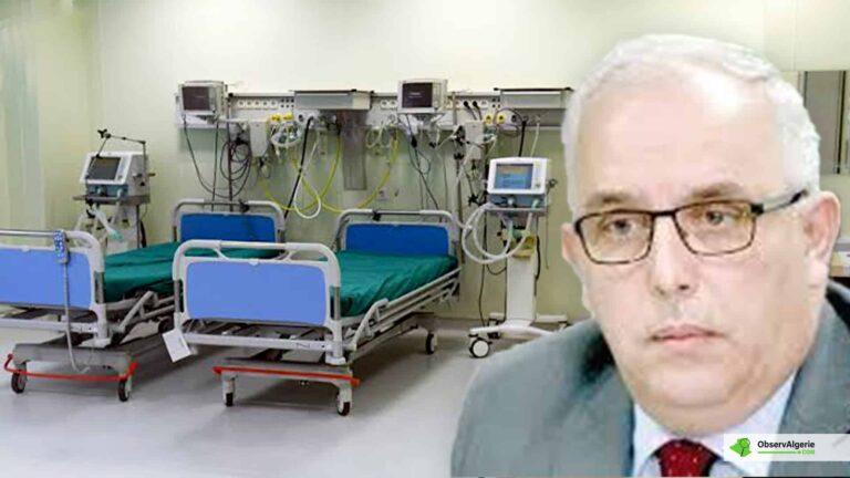 Algérie : Des sociétés privées pour assurer la sécurité des hôpitaux