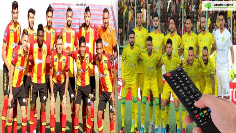ES Tunis - JS Kabylie : Liste des chaînes pour voir le match
