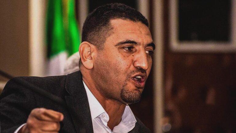 Karim Tabbou maintenu en détention pour quatre mois supplémentaires
