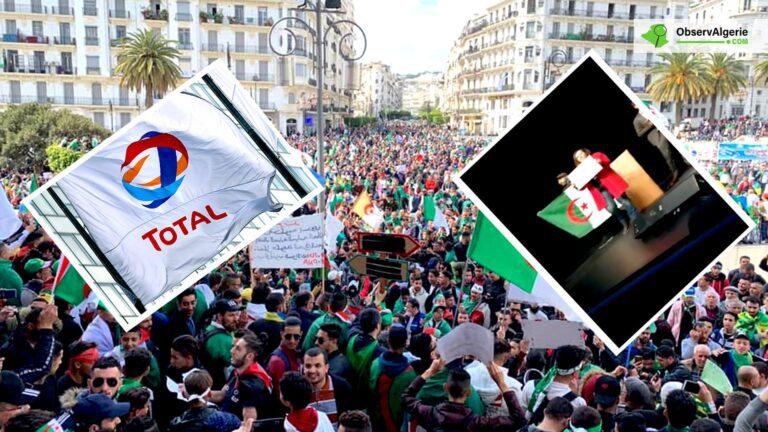France : Des Algériens perturbent une conférence de Total à Strasbourg