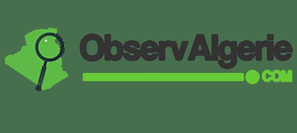 Logo Observateur d'Algérie - Observ'Algérie
