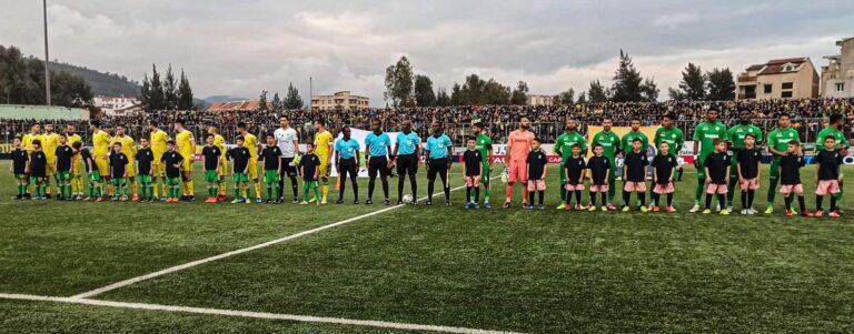 CAFCL : La JS Kabylie compromet ses chances de qualification