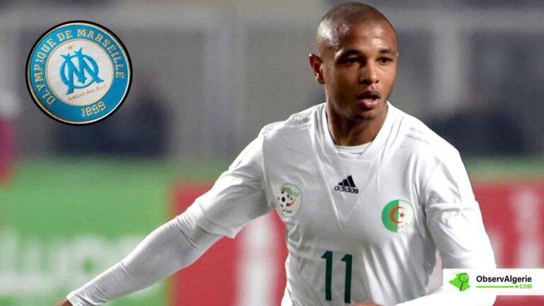 L'Olympique de Marseille s'intéresse à Yacine Brahimi