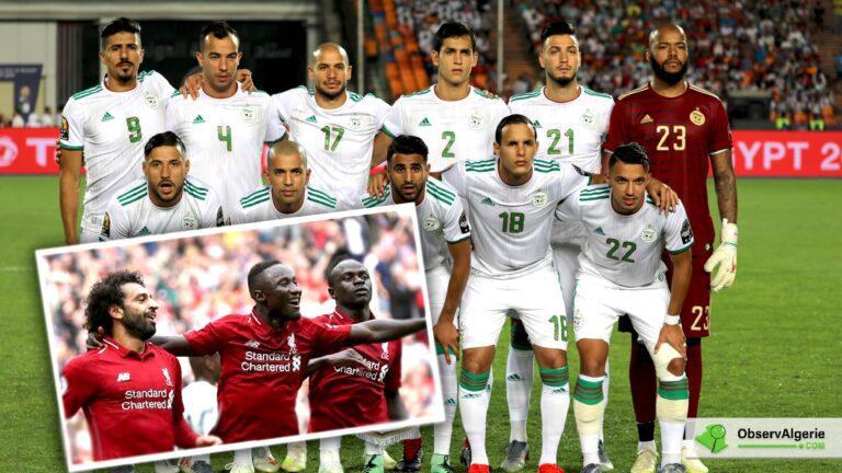 CAN 2021 : Les internationaux algériens sanctionnés par une décision de la CAF