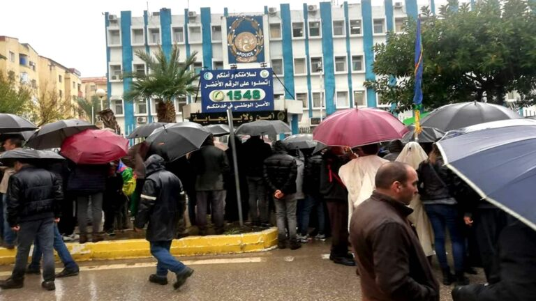 Kabylie : Les marches du MAK réprimées, plusieurs arrestations enregistrées
