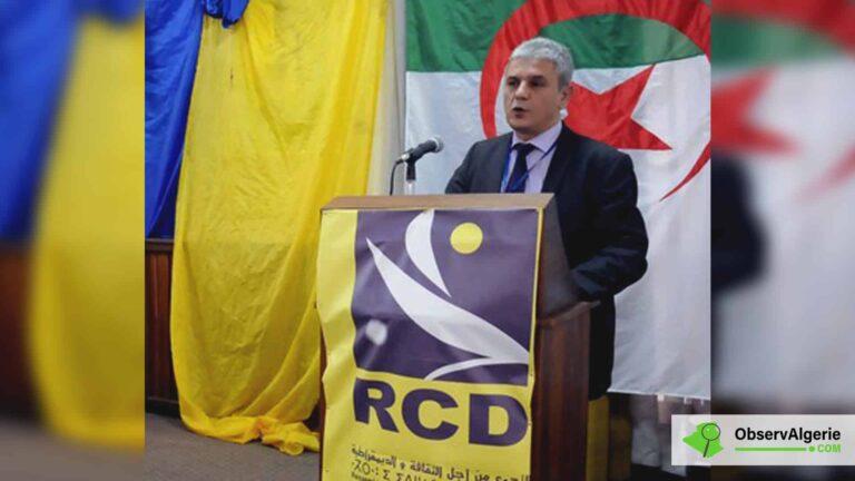 Kabylie : Les maires RCD refusent d'accrocher le portrait de Tebboune
