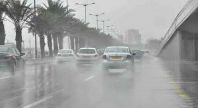 Météo Algérie : Des perturbations climatiques dès dimanche
