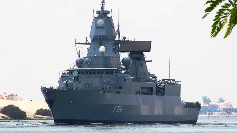 Kabylie : Les forces navales algériennes sauvent un Ukrainien
