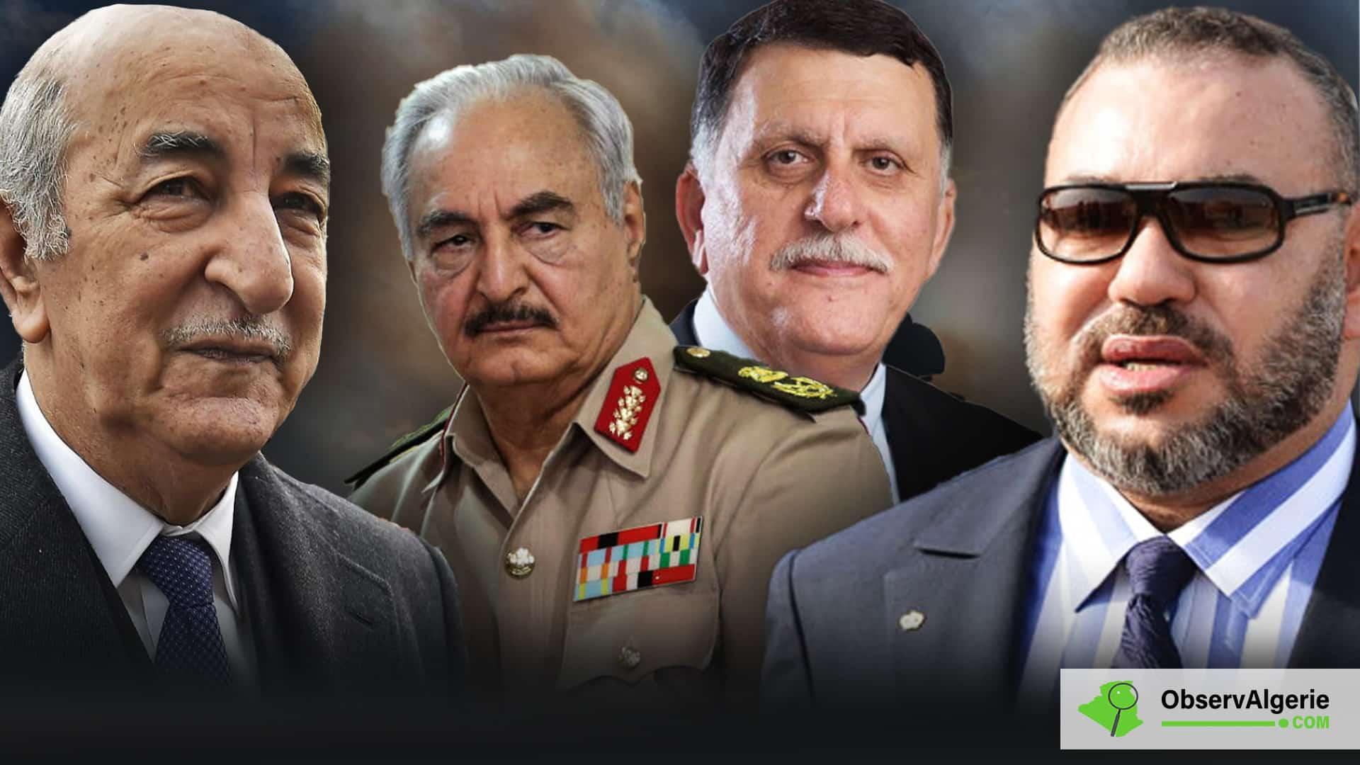 L'Algérie écarte le Maroc de la médiation en Libye