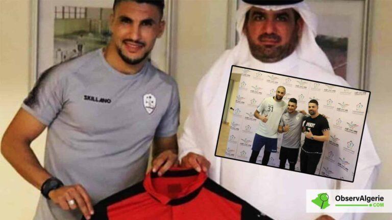 Football : L'Arabie saoudite, le nouvel Eldorado des joueurs algériens
