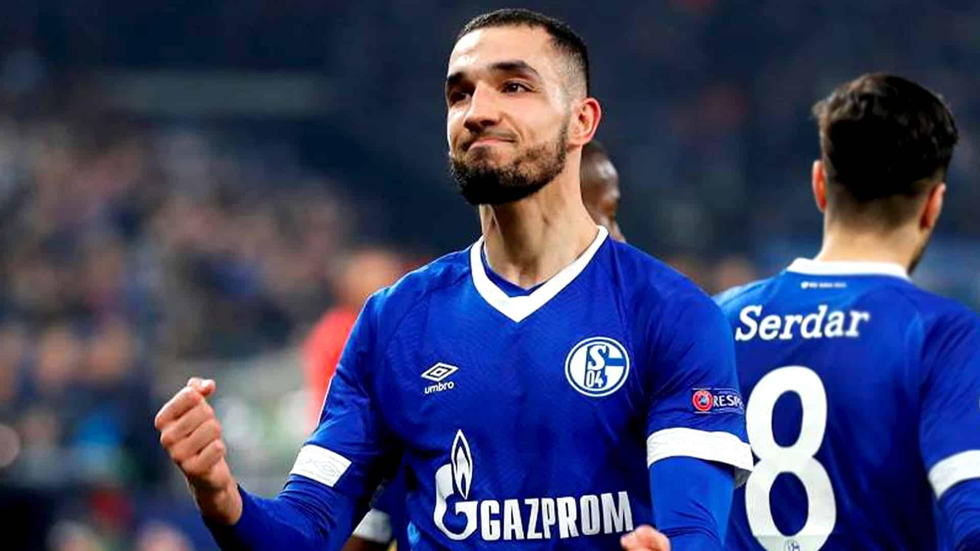 Algériens d'Europe : Nabil Bentaleb en route vers le championnat de France ?
