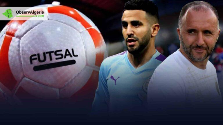 Équipe d'Algérie : Djamel Belmadi lance un défi à Riyad Mahrez (Vidéo)