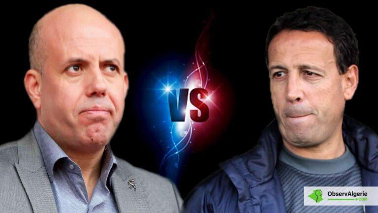JS Kabylie : Aït Djoudi s'en prend à Cherif Mellal