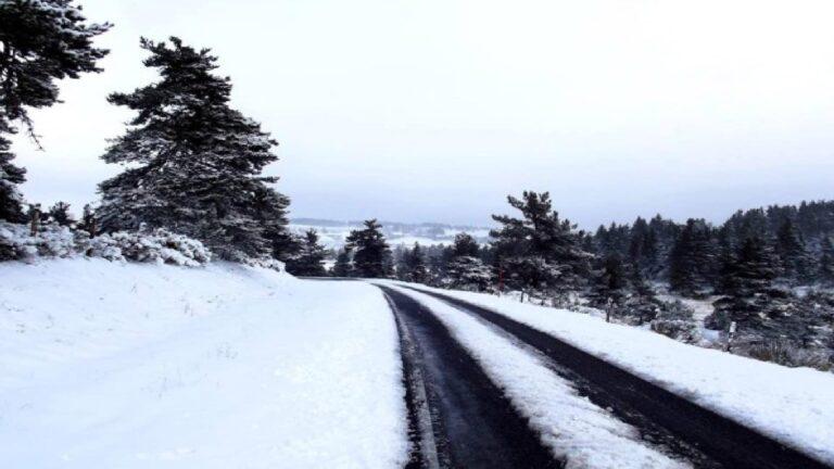 Algérie : Chutes de neige attendues dans plusieurs régions