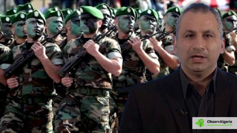 Un chercheur israélien s'attaque à l'armée algérienne
