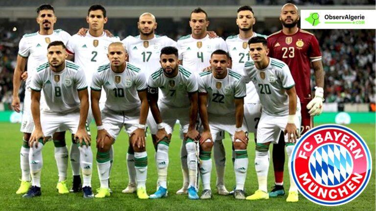 Le Bayern Munich s'active pour un défenseur algérien