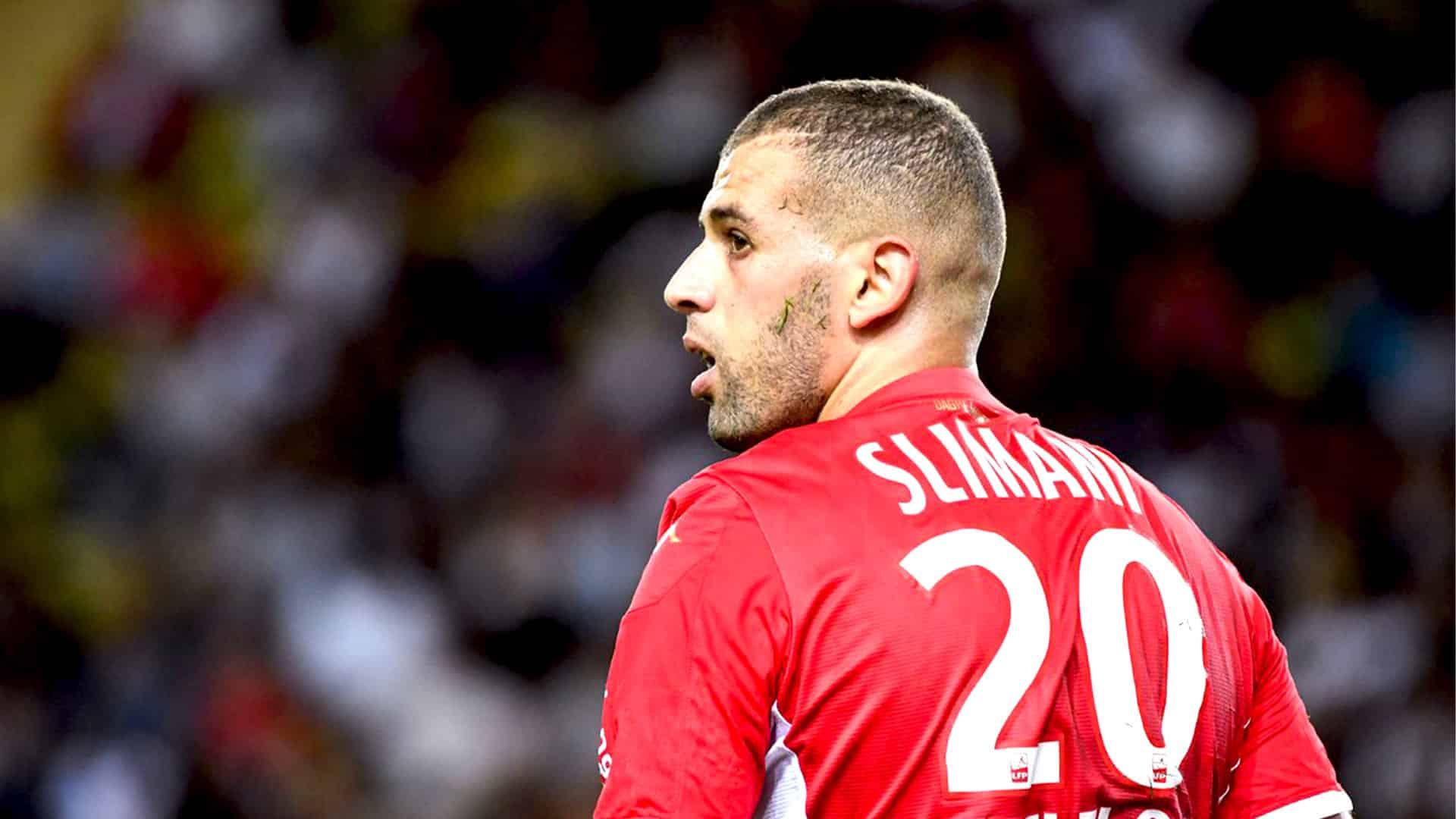 Départ d'Islam Slimani : La réaction de l'AS Monaco