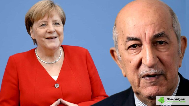Libye : Le coup de fil d'Angela Merkel à Abdelmadjid Tebboune
