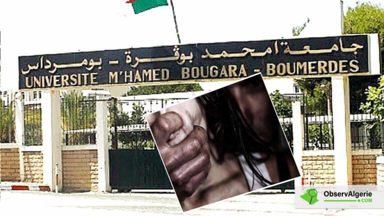 Un quadragénaire tente de violer une étudiante mineure à l'université de Boumerdès