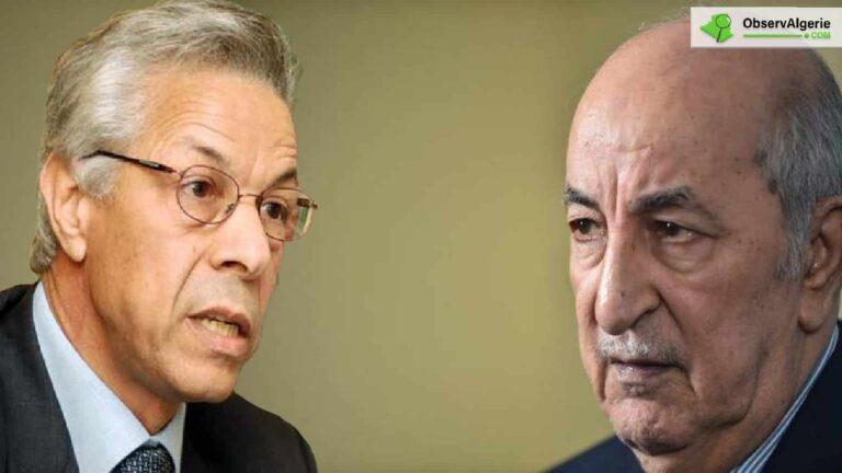 Algérie : Ce que Mouloud Hamrouche a dit à Tebboune