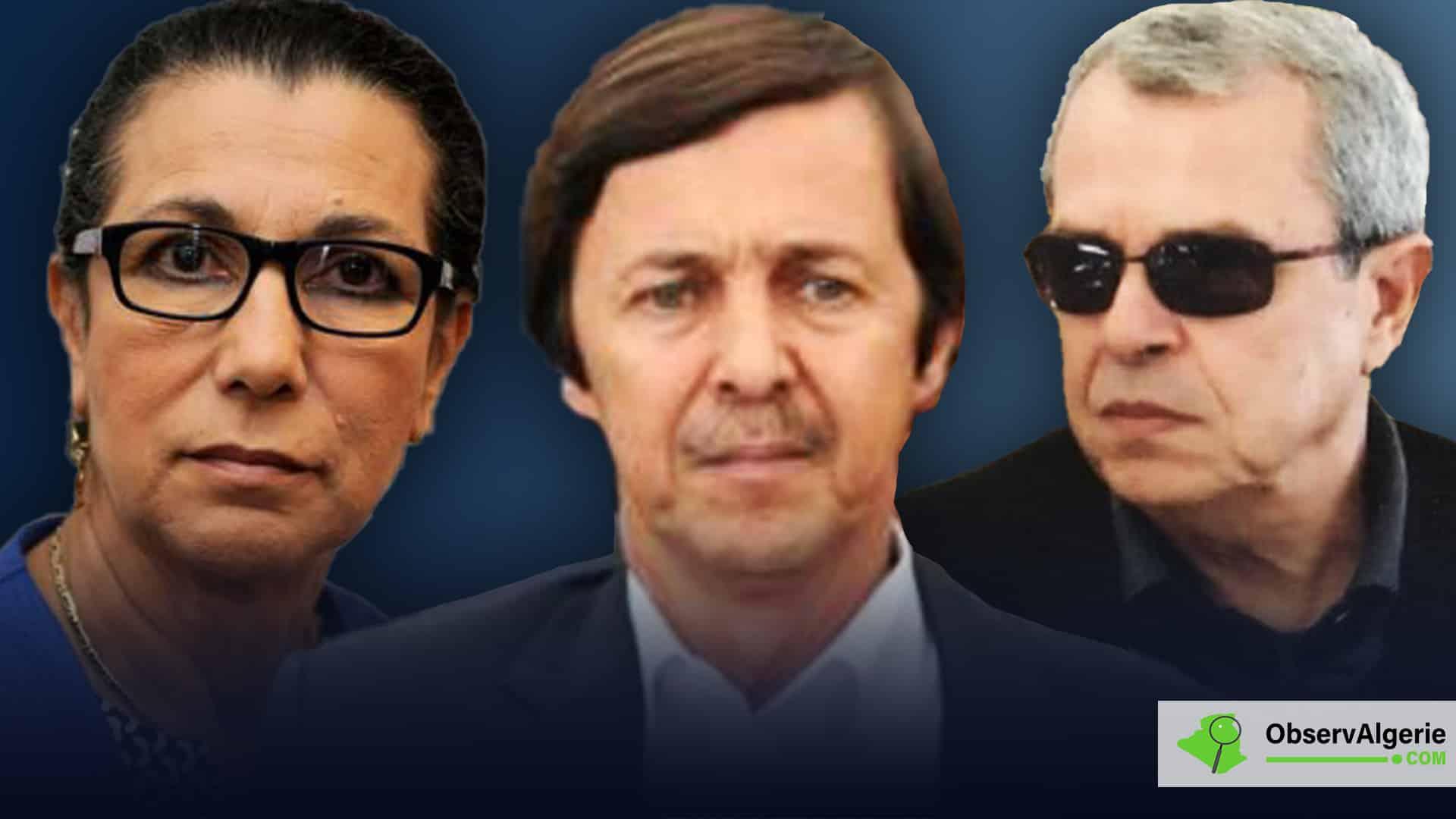 Comme Toufik et Saïd Bouteflika, l'état de santé de Louisa Hanoune se dégrade