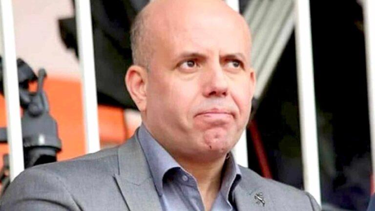JS Kabylie : Cherif Mellal n'ira pas en prison (avocat)